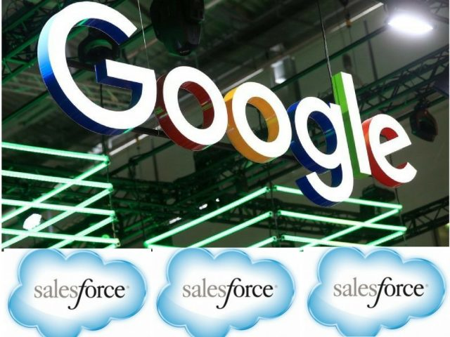Google-salesforce
