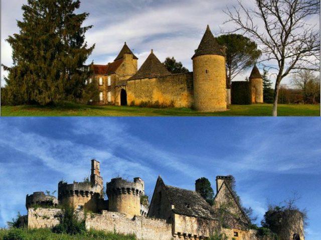 Chateau di Saint Vincent le Paluel
