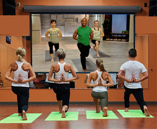 Fitness-virtuale