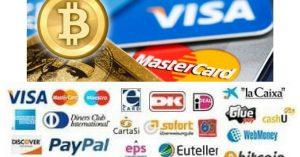 bitcoin-visa-mastercard-commissioni
