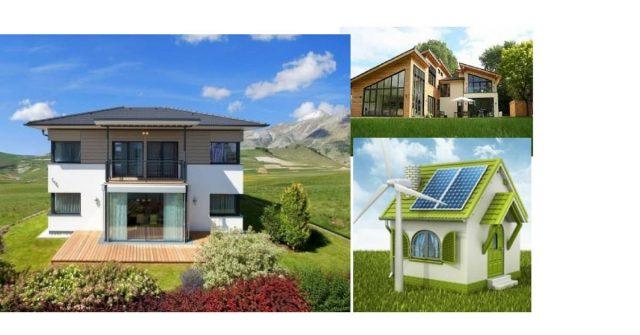 Casa ecosostenibile caratteristiche tipologia costi - Costi di costruzione casa ...