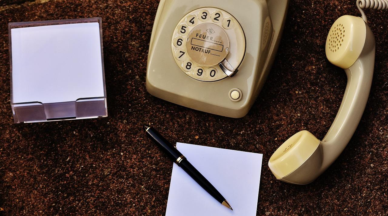 Colloquio di lavoro telefonico