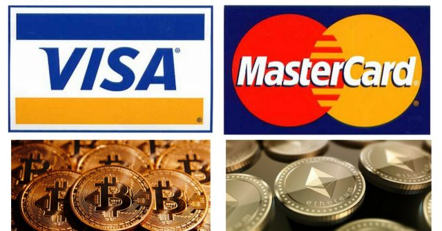 visa-mastercard-bitcoin-criptovalute