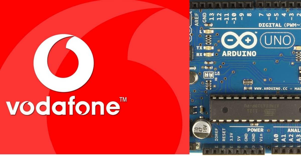 Vodafone e Arduino: la partnership dell'innovazione tecnologica