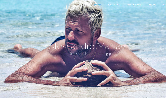 alessandro marras travel blogger