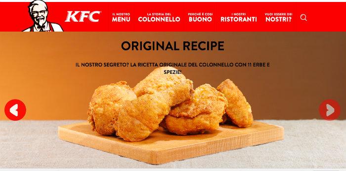 kentucky fried chicken franchising