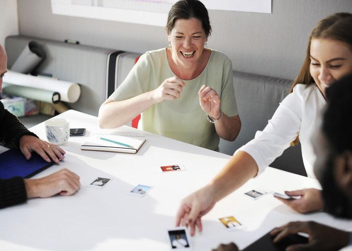 sala giochi in ufficio per motivare dipendenti