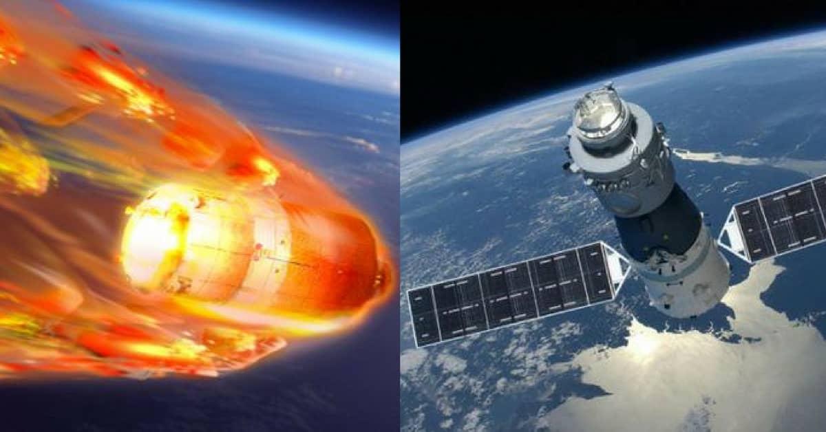 Stazione spaziale: remote possibilità di frammenti in Romagna. Parla l'esperto