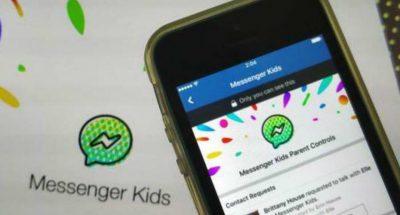 "Facebook Messenger Kids: arriva la modalità ""sleep"", genitori decidono orari"