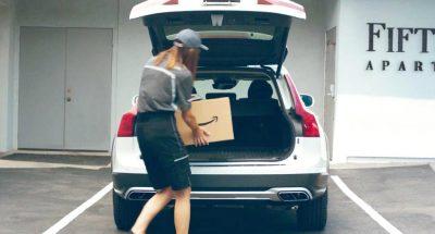 Amazon consegna gratuita direttamente in auto e in casa: una nuova rivoluzione in arrivo