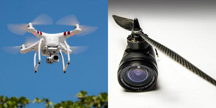 avviare un business con i droni