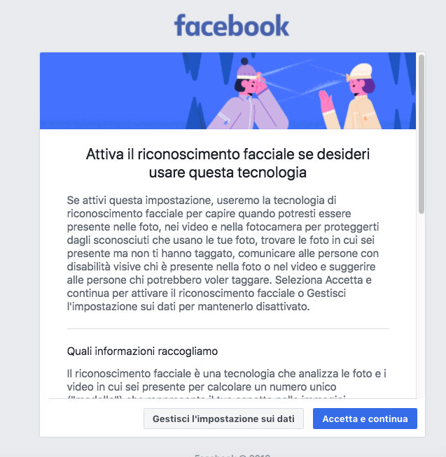 Facebook come Tinder. Lancia funzione dating per