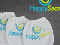 "HappySacs: la start-up dei ""porta zebedei"" nata per scherzo e diventata un business reale"
