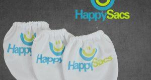 """HappySacs: la start-up dei """"porta zebedei"""" nata per scherzo e diventata un business reale"""