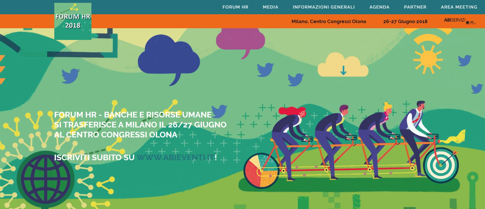Forum Hr Banche E Risorse Umane 2018 Milano Programma