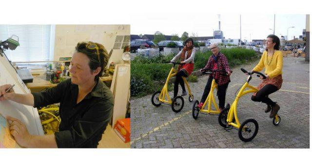 alinker-triciclo