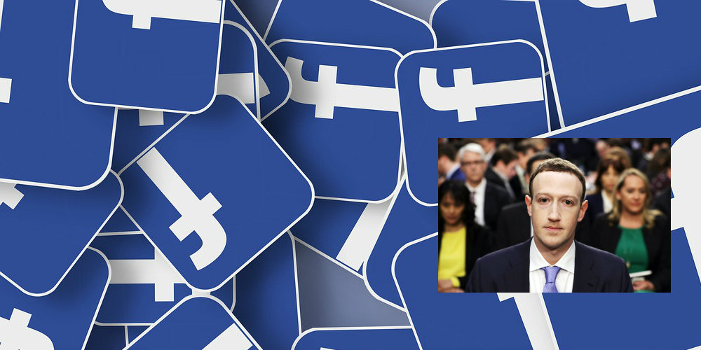 Facebook chiusi 500 milioni di account falsi e cancellati 30 milioni di post