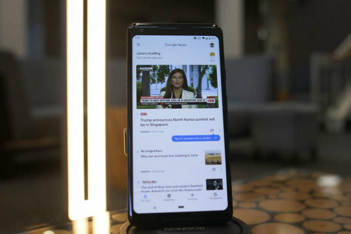 nuova app google news funzionalità