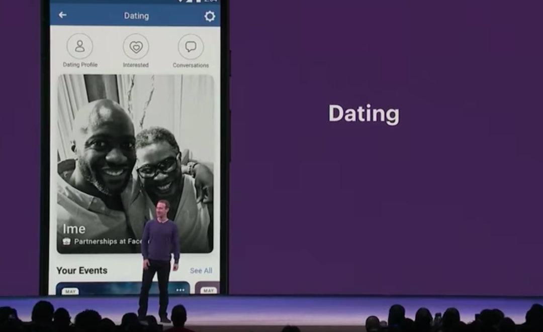 mar Zuckerberg Facebook annuncia nuove funzionalità per gli incontri