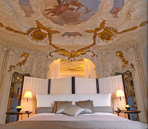 Il primo hotel a 7 stelle extralusso italiano a venezia for Hotel a venezia 5 stelle