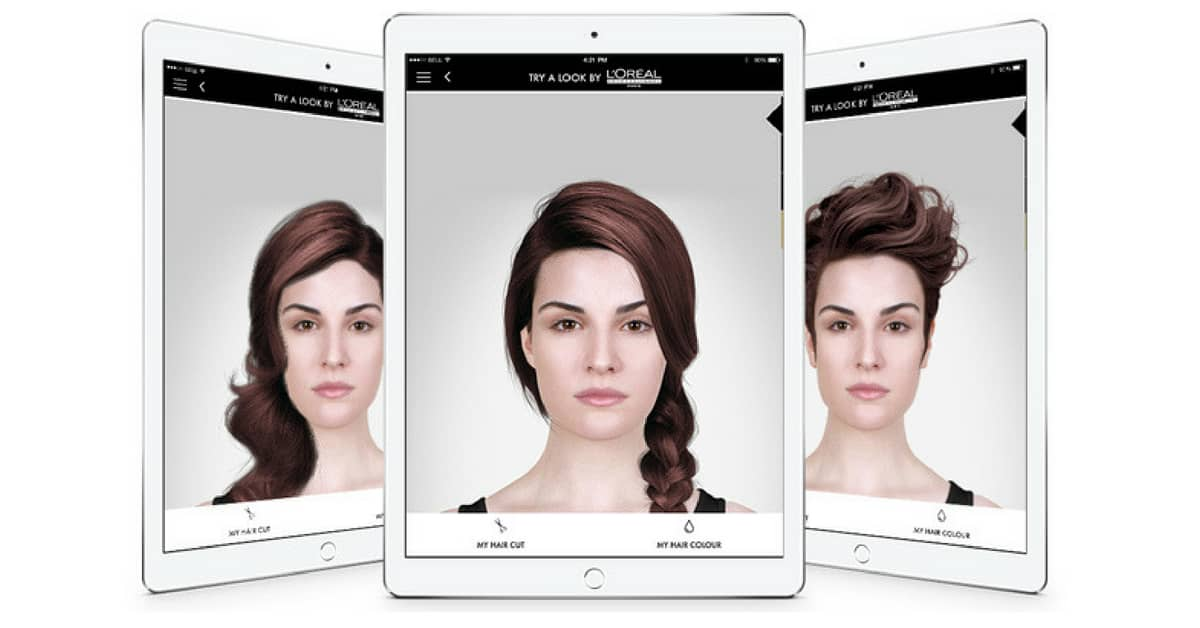 loreal-app-modiface