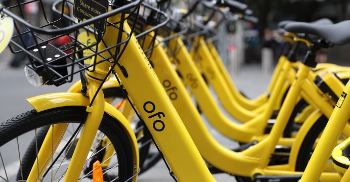 OFO-bike-sharing-usa