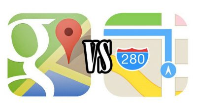 google-apple-maps