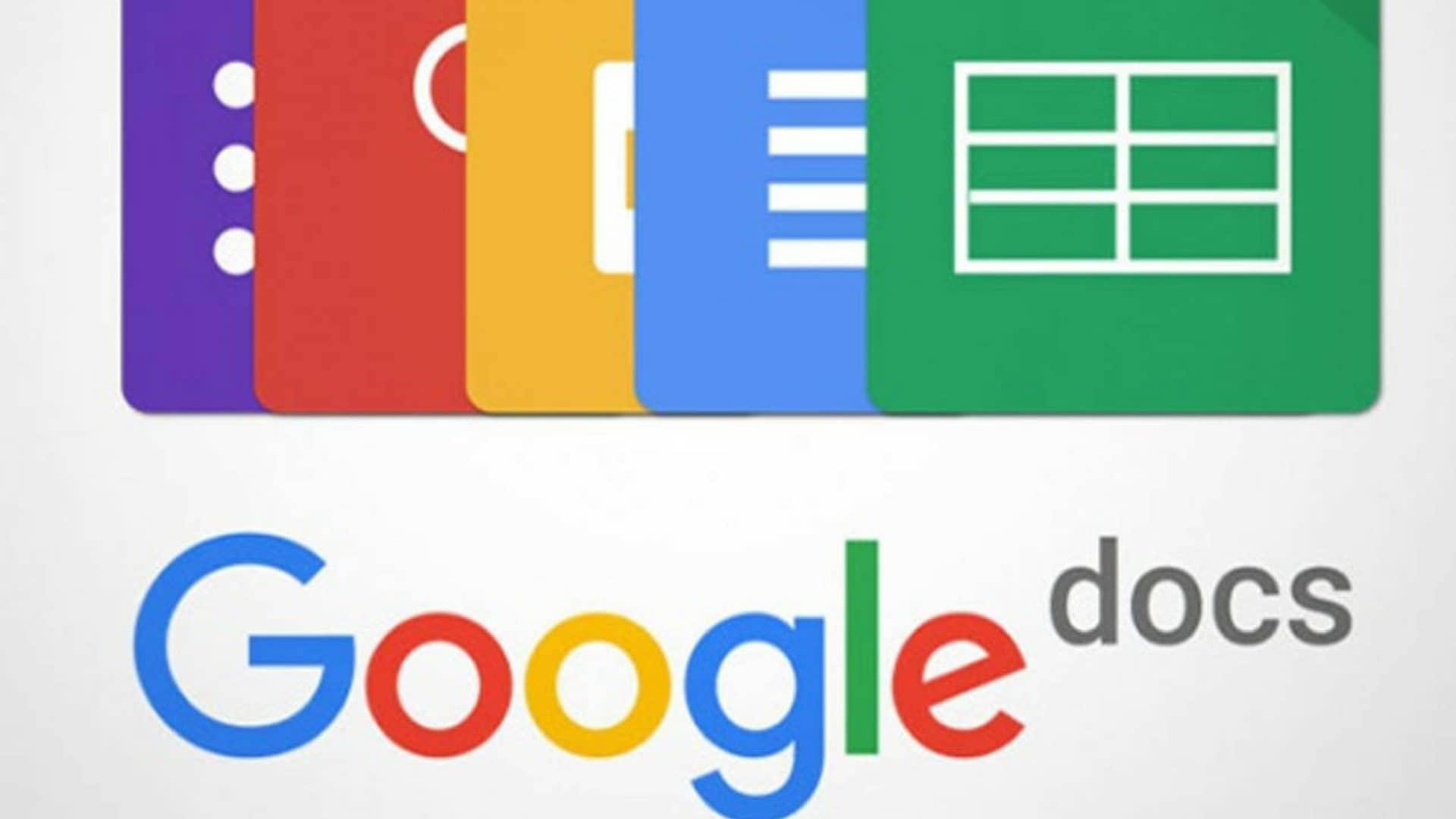 google-docs-correzione