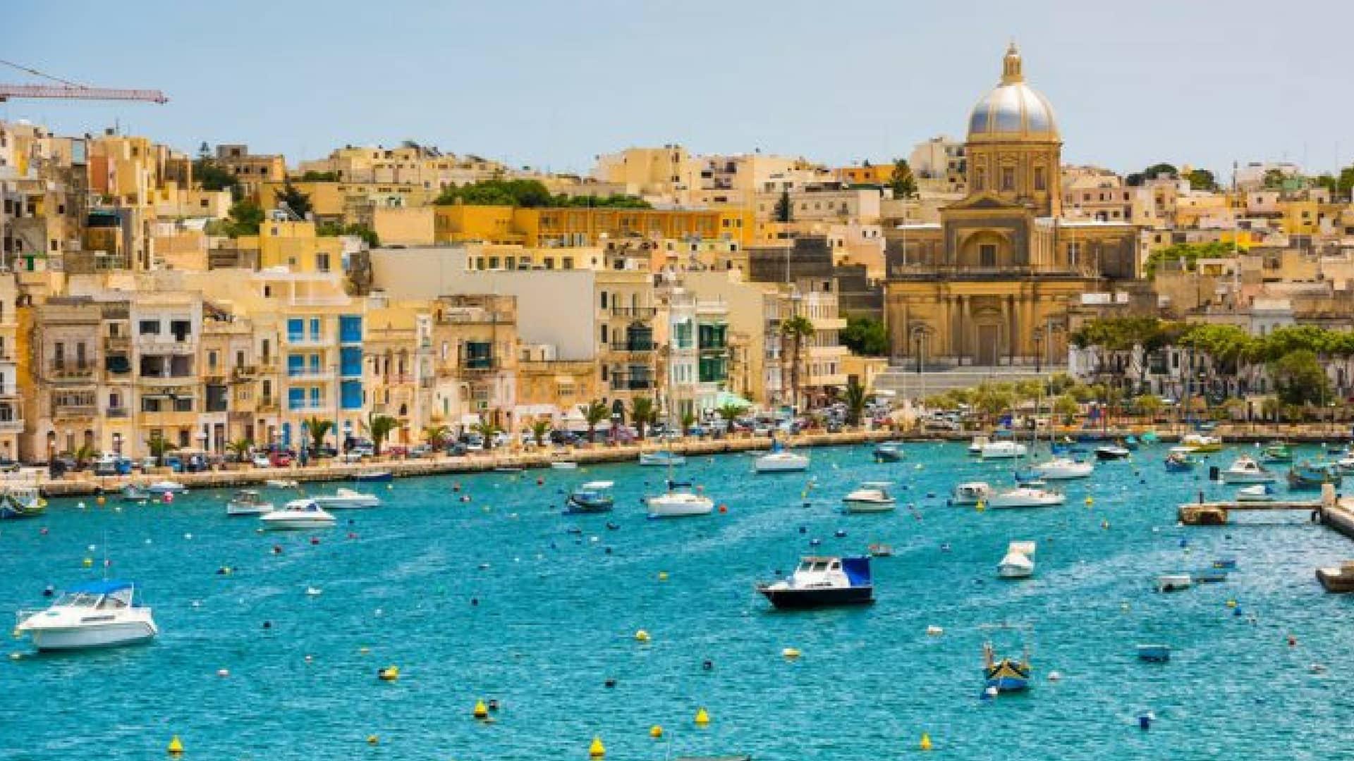 malta-blockchain-island