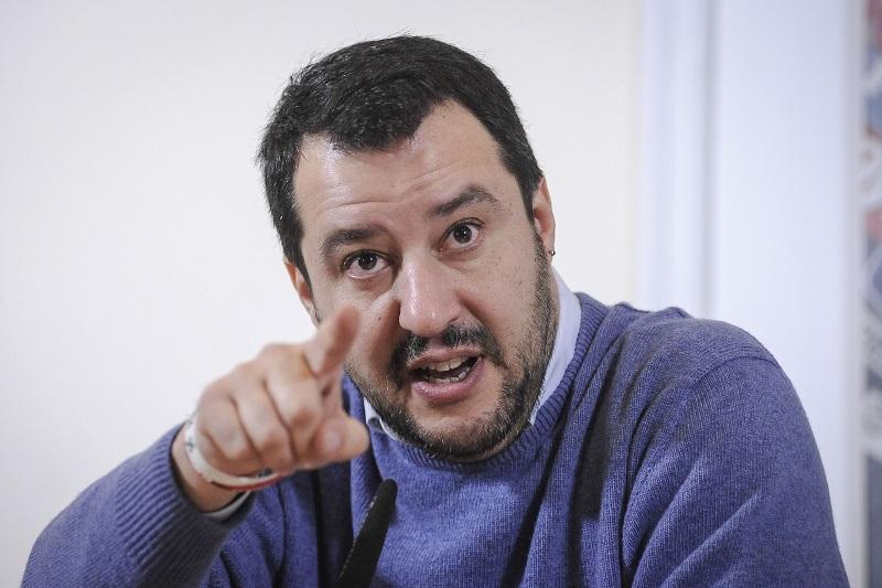Matteo Salvini rapporti con CasaPound