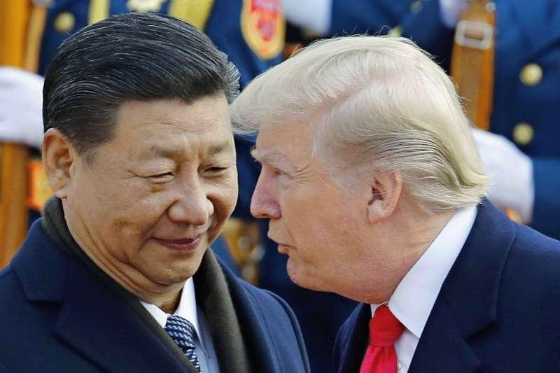 Donald Trump Xi Jinping Content Meng Wanzhou