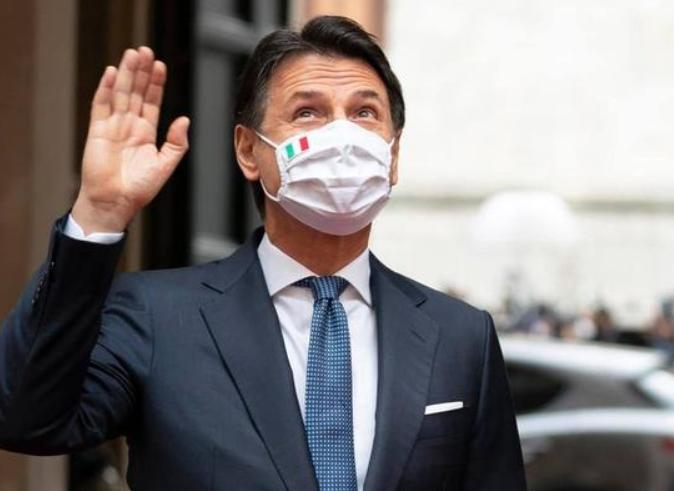 """Conte torna all'università: """"La pandemia ha cambiato il corso della storia"""""""