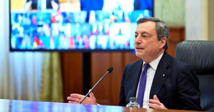 Sondaggi, Draghi resta il leader più apprezzato. Male la Lega di Salvini