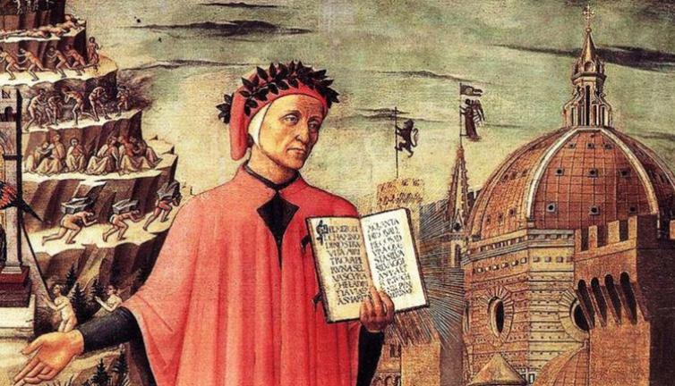 """Dante? Per i tedeschi era soltanto """"un arrivista e un plagiatore"""""""
