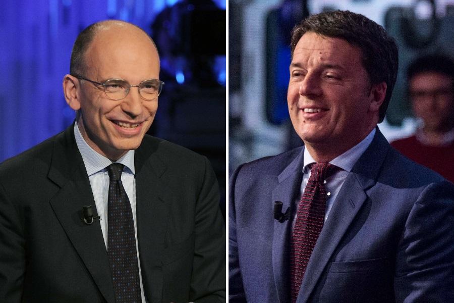 """Il """"fioretto"""" di Letta: """"Renzi in Bahrain? Siamo a Pasqua, niente polemiche"""""""