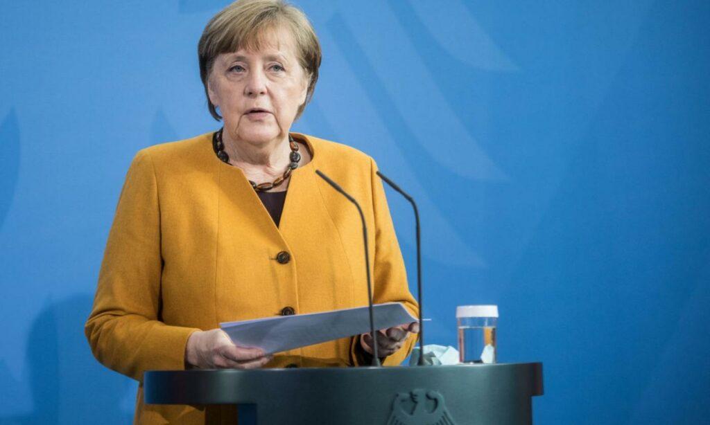 """Dietrofront Merkel, revocato il """"lockdown rafforzato"""" a Pasqua: """"Un errore"""""""