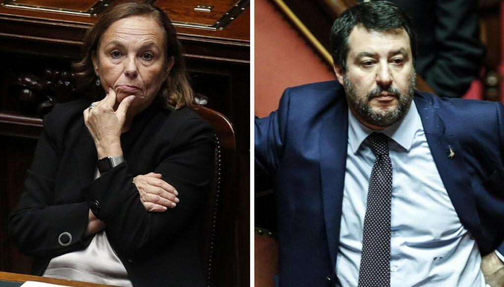"""Immigrazione, Salvini torna alla carica: """"Basta con i porti aperti"""""""