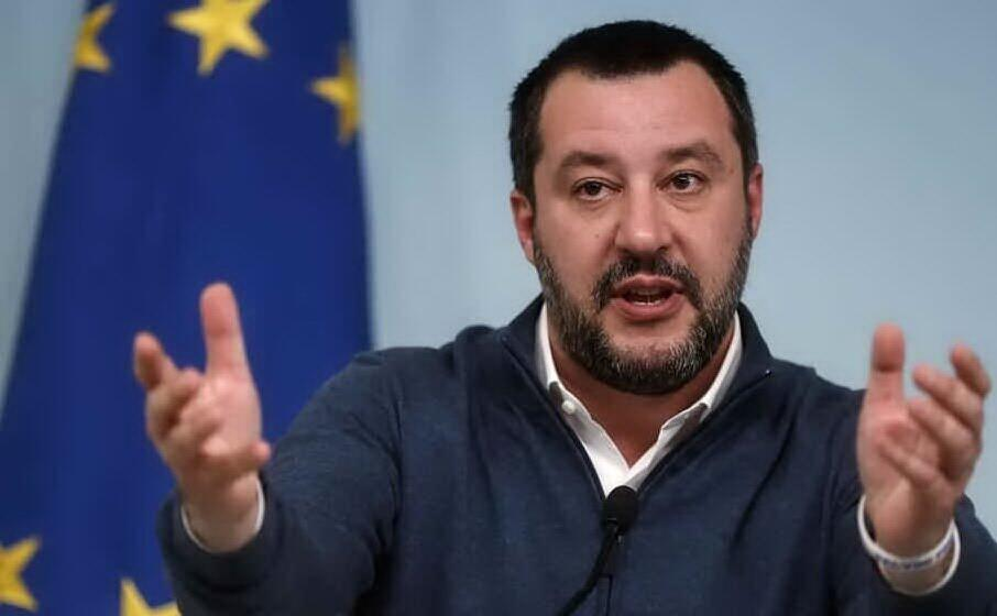 Salvini minaccia l'Aventino: i ministri della Lega pronti a ribellarsi a Draghi