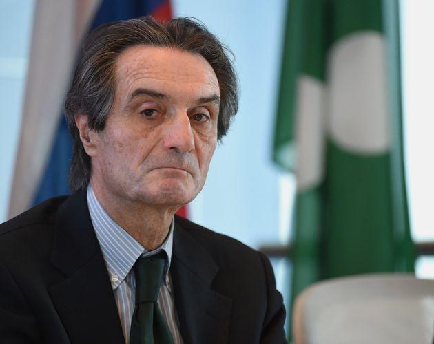 Autoriciclaggio e falsa dichiarazione: indagato il governatore della Lombardia Fontana