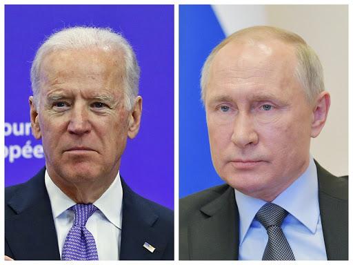 """Putin risponde a Biden: """"Io un killer? Chi lo dice sa di esserlo"""""""