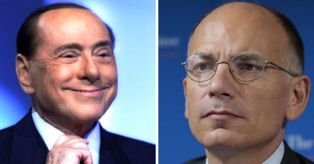 """Letta apre la porta all'alleanza Pd-Forza Italia: """"Non lo escludo"""""""