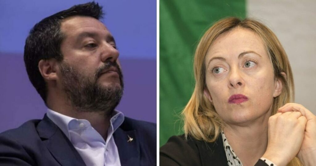 """Salvini insiste sul coprifuoco: """"Dannoso, fra qualche giorno si può rivedere"""""""