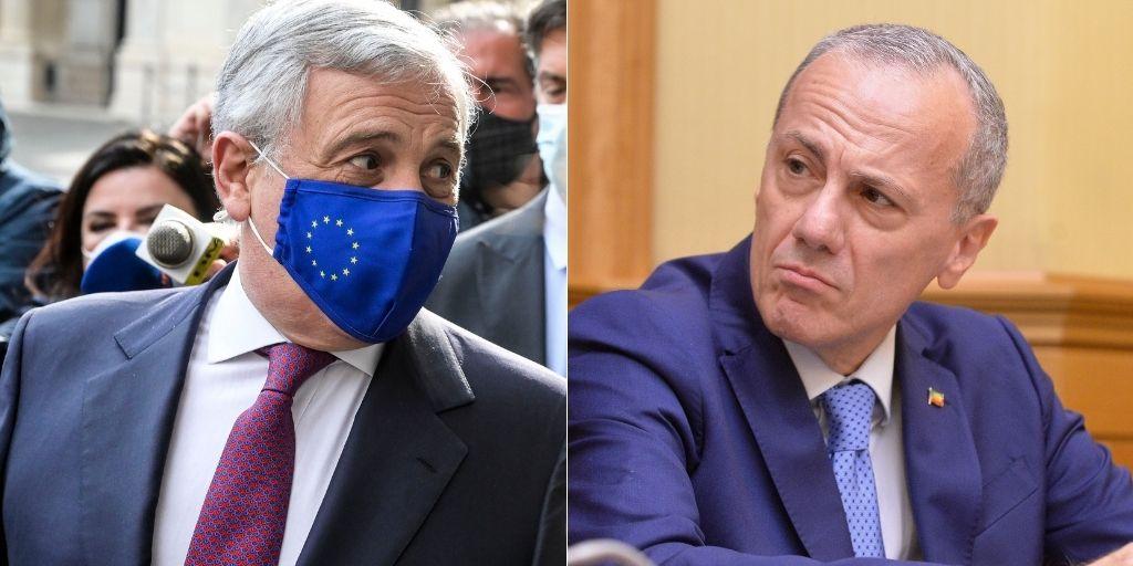 """Forza Italia si spacca sul ddl Zan. Vito contro Tajani: """"Liberi di votare come vogliamo"""""""
