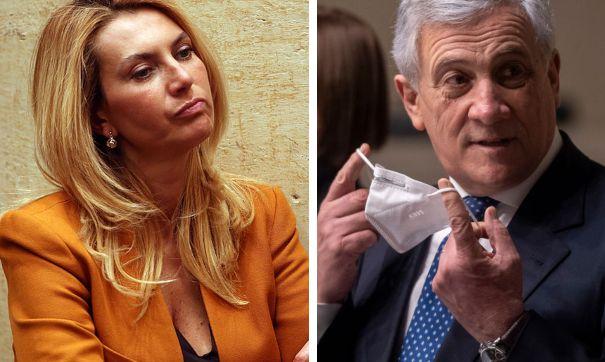 """Biancofiore contro Tajani: """"Mi nega una famiglia perché non posso avere figli?"""""""