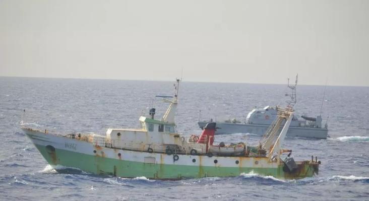 Cipro, alta tensione in mare: peschereccio italiano speronato da barche turche