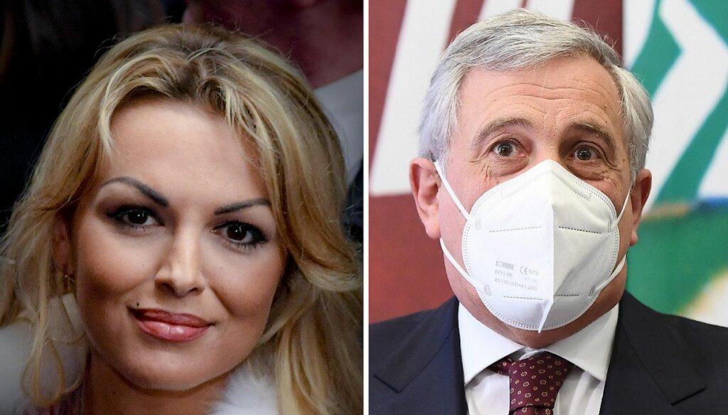 """Francesca Pascale contro Tajani: """"Famiglia senza figli non esiste? Non vi voto più"""""""