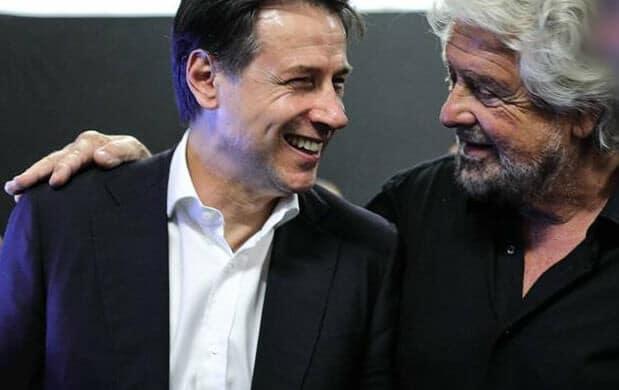 Conte-Grillo, alta tensione: il fondatore del M5S a Roma per dire la sua sul futuro del Movimento