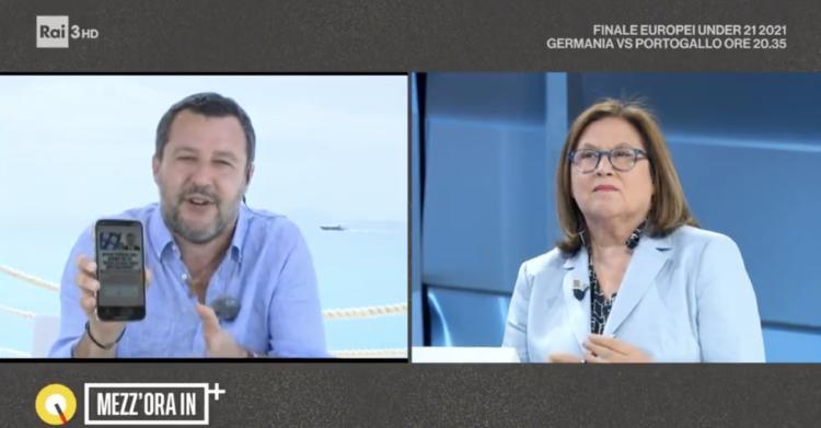 Il sondaggio lanciato da Salvini contro la legge voluta e difesa da Falcone