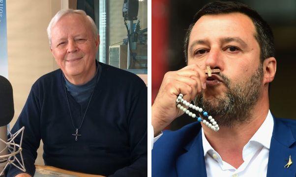 """Salvini vuole usare """"Radio Maria per far conoscere i referendum sulla giustizia"""""""