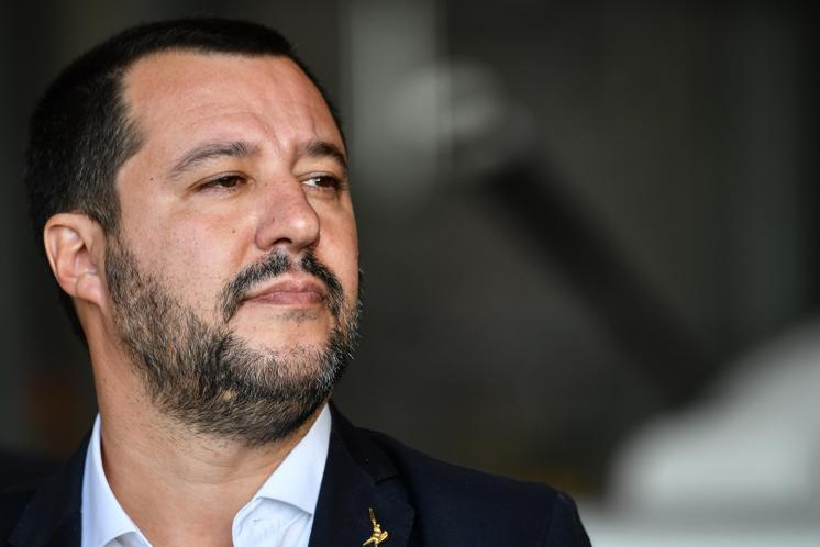 """Salvini su Italia-Belgio: """"Azzurri in ginocchio? Non si affronta così il razzismo"""""""